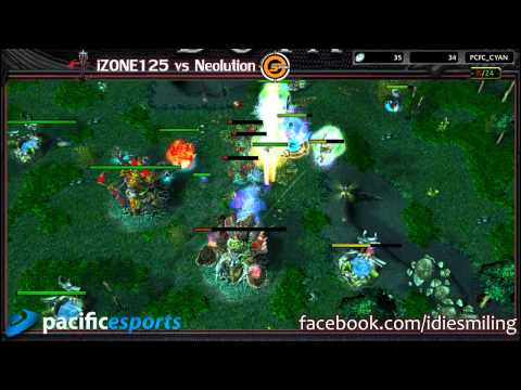 DotAHL 190 - [GEST June] iZONE125 vs Neolution