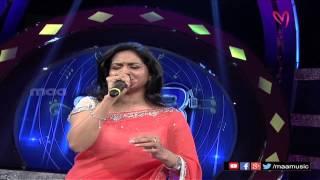 Super Singer 8 Episode - 4 II Sunitha Performance - MAAMUSIC
