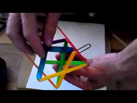Star Tetrahedron - Part 1