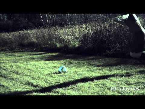 Slow Motion Soccer in 1080p at 340fps