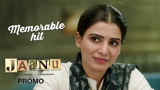 Jaanu Promo 3 - Memorable Hit - Sharwanand, Samantha | Premkumar | Dil Raju - DILRAJU