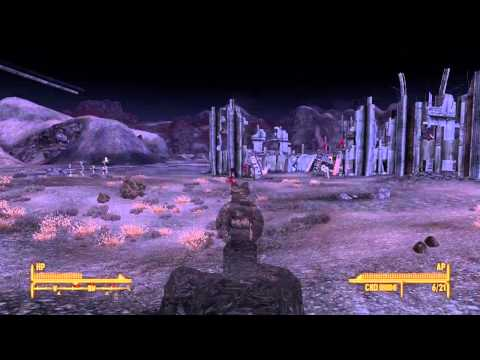 Fallout New Vegas - Special Weapons: Episode 7 - Nephi's Golf Driver