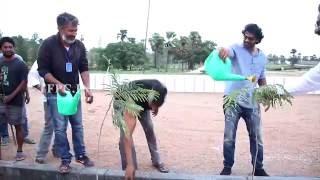 Baahubali Team Participate in Haritha Haram | Prabhas, Rana, S S Rajamouli, Shobu Yarlagadda | TFPC - TFPC