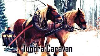 Royalty FreeBackground:Tundra Caravan