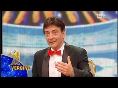 Oroscopo 2013 Paolo Fox [mezzogiorno in famiglia rai 2]