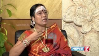 "Varaverparrai 08-02-2016 ""Kaali Mathaaji speaks about spirituality in women"" – NEWS 7 TAMIL Show"