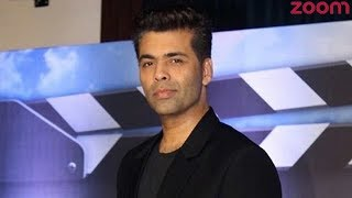 Karan Johar Talks About His Upcoming Projects | Bollywood News - ZOOMDEKHO