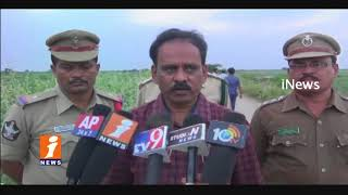 Elephants Hulchul In Anantapur | Attacks On People's | 2 Dead | iNews - INEWS