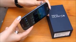 Смартфон Samsung Galaxy S3 i9300. Купить телефон Самсунг Галакси С3. Андройд смартфон.