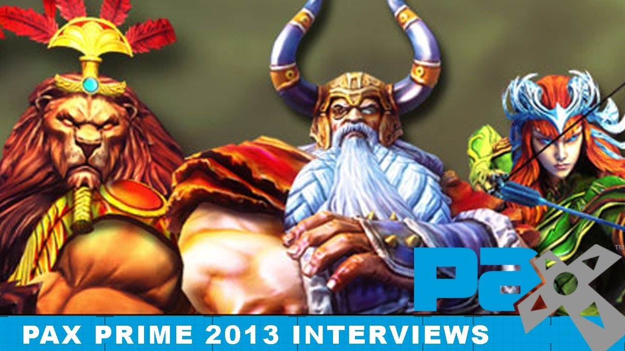 The Latest on SMITE - PAX Prime 2013