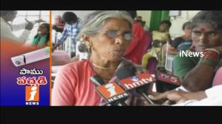 3 Members Illnesses After Eating Snake Pickled In Wanaparthy | iNews - INEWS
