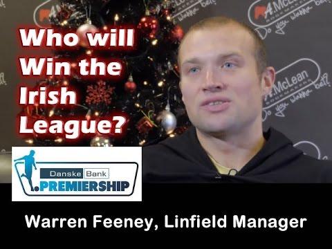 Warren Feeney Linfield Football Club Interview