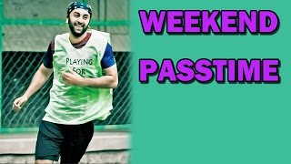 Ranbir Kapoor playing football - CAPTURED! - EXCLUSIVE