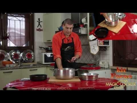 102 Presentazione Kit Forno Magic cooker