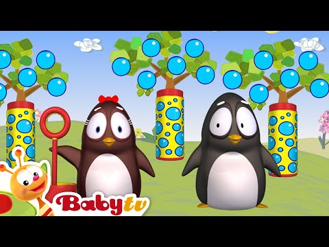 Pim and Pimba's Bubble Maker- BabyTV
