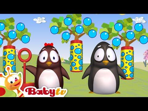 Pim and Pimba's Bubble Maker- BabyTV