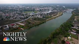 Trump's Push For A Wall Sparks Backlash From Southern Border Town | NBC Nightly News - NBCNEWS