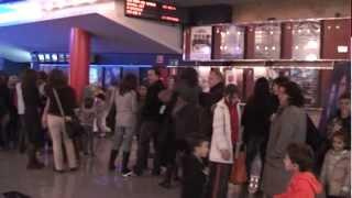 Una tarde de cine con El Adelantado