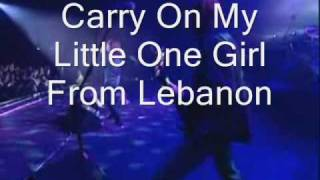 Europe: Girl From Lebanon Song With Lyrics view on youtube.com tube online.