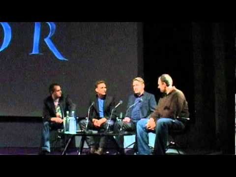MOVIE CON III: Kenneth Branagh, Tom Hiddleston and Kevin Feige Part 3