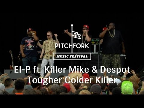 "El-P Feat. Killer Mike & Despot ""Performs ""Cancer For Cure"" Live "" Video"