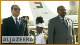 Egypt's el-Sisi in Sudan to discuss water, Halayeb l Al Jazeera English - ALJAZEERAENGLISH