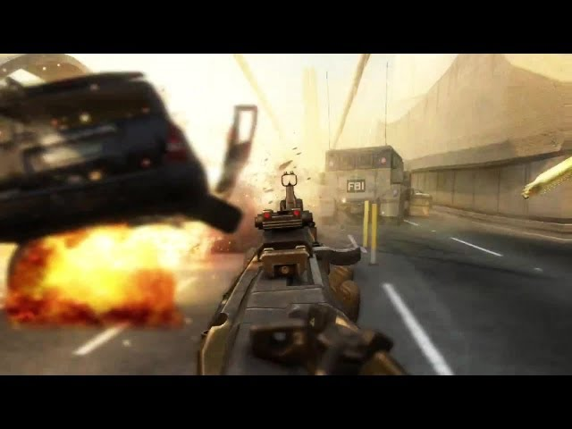 Call of Duty Black Ops 2 Vengeance DLC Trailer