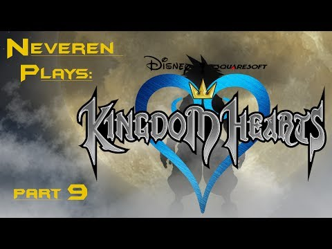 Let's Play/Stream Kingdom Hearts [BLIND] (Part 9) | Where is Alice? Also, Gorillas.