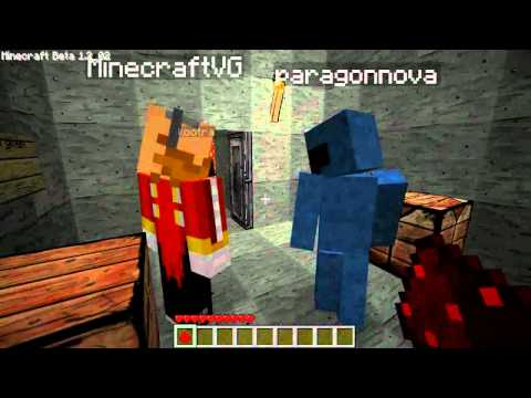 Minecraft - Desert Temple w/ Gassy, PBat, Nova, and Kootra Part 1 (Multiplayer/Survival)
