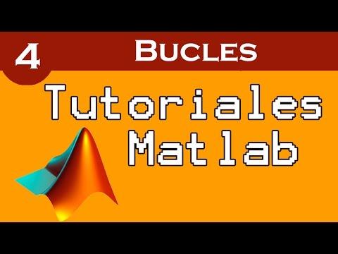 Sentencias repetitivas - Bucles iterativos en Matlab