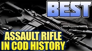 Best Assault Rifle in Cod History Is? (Black Ops 2 Breakdown)