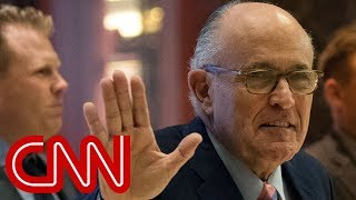 Rudy Giuliani joins Trump's legal team - CNN