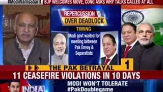 India Debates: Has Pak's bluff been finally called? - NEWSXLIVE