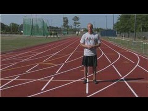 Track Running Tips : 400-Meter Dash Tips