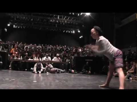 EXPERIMENTAL FINAL JUSTE DEBOUT JAPAN 2013