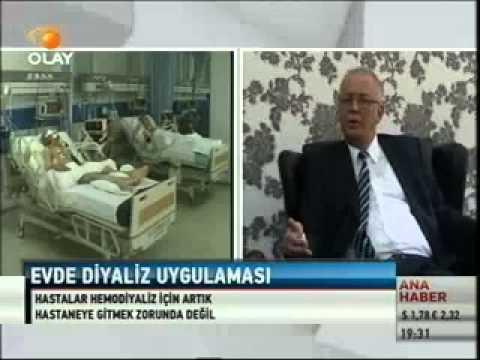 Prof.Dr.ERCAN OK EVDE DİYALİZ