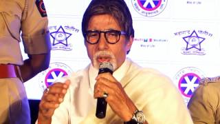 Watch: Big B's road safety lessons - BOLLYWOODCOUNTRY