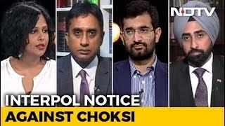 Mehul Choksi's Checkmate? - NDTV