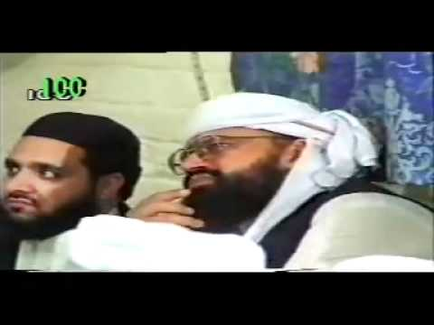 Answer of....Shut up Call to Irfan Shah by Hazrat Pir Naseer ud deen naseer.flv