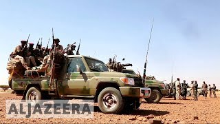 Sudan deploys paramilitary forces to curb migration - ALJAZEERAENGLISH