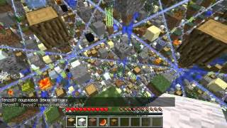 Let's-play �� ����� minecraft Skygird ��������� � ��������