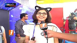 Comic Con Expo For School Childrens At Hitex Exhibition Centre | Metro Colours |Hyderabad |iNews - INEWS
