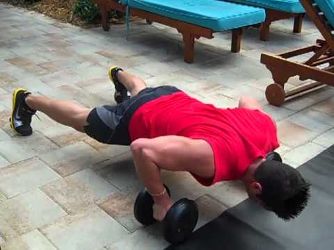 Lean Hybrid Muscle Workout To Build Muscle & Burn Fat At Home