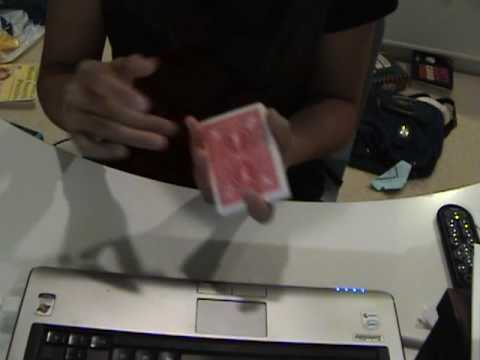 Year Game Card Trick