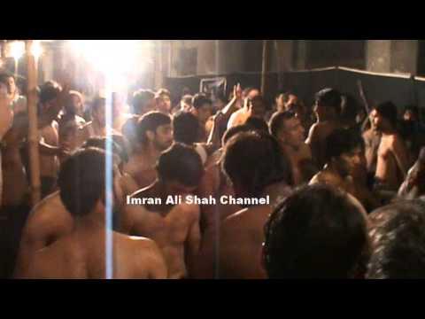RAVI ROAD ( LAHORE PARTY) 27 MUHARAM 2013 ,,,,HAY AJJ SHAM BAZAR WICHOO