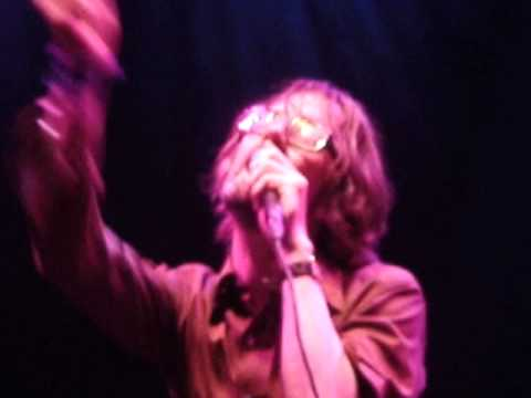Jarvis Cocker live