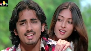 ata Movie Scenes | Siddharth & Ileana Escaping from Police | Telugu Movie Scenes | Sri Balaji Video - SRIBALAJIMOVIES