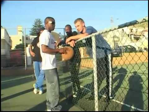 Limozin ABC Basket Ball Session Sea Point, Cape Town.mp4