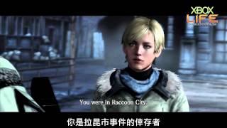 Resident Evil 6《惡靈古堡6》中文劇情影片 Jack傑克篇 第一章