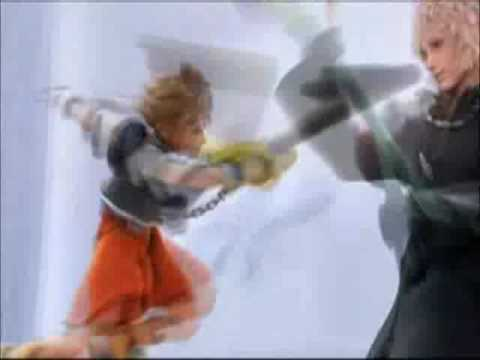 Kingdom Hearts -  Linkin Park -  New Divide